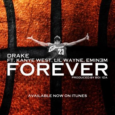Drake Forever feat Kanye West Lil Wayne Eminem