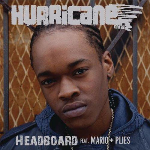 Hurricane Chris Headboard