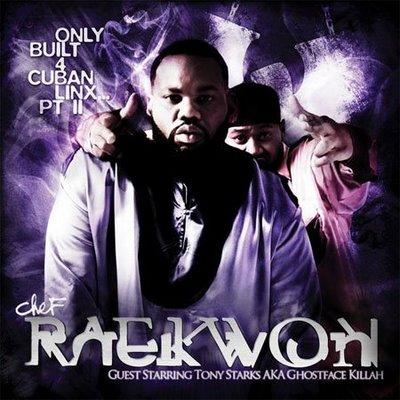 Raekwon - Only Built 4 Cuban Linx 2
