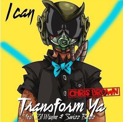 I Can Transform Ya single cover