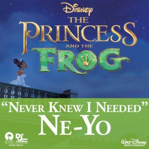Ne-Yo Never Knew I Needed