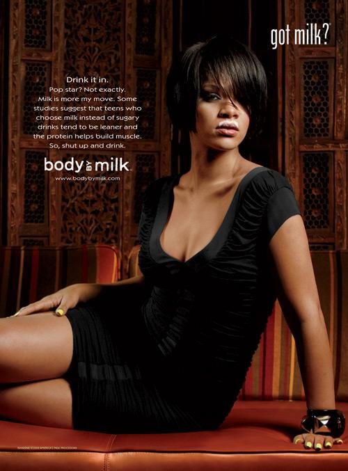 Rihanna - Got Milk