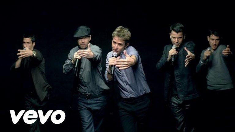 New Kids on the Block feat. Ne-Yo – 'Single' Music Video Premiere