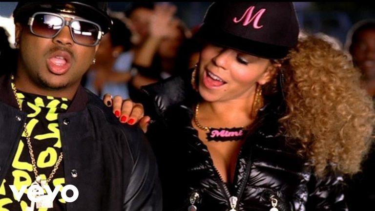 The-Dream ft. Mariah Carey – 'My Love'