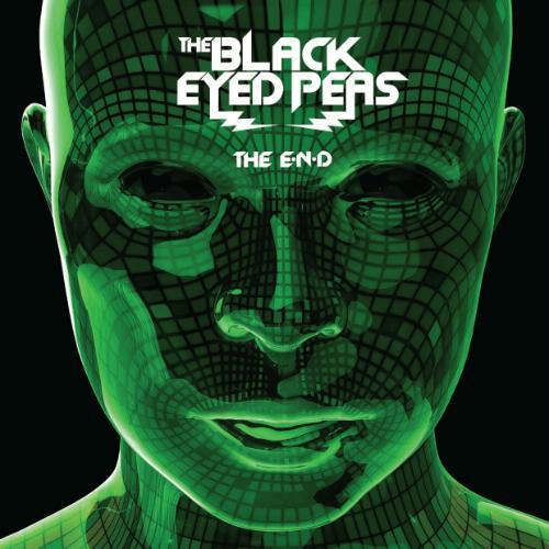 Black Eyed Peas regular edition Cover