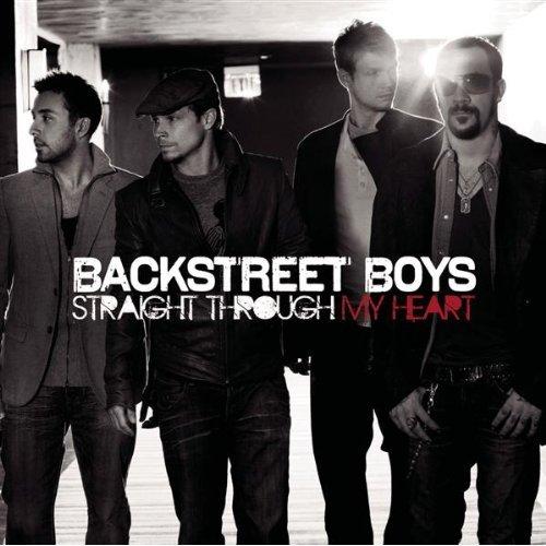 Backstreet Boys Straight Through My Heart