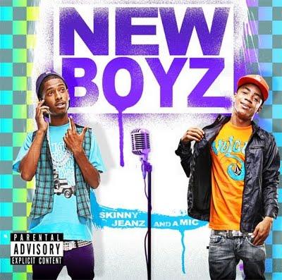 New Boyz Skinny Jeanz and a Mic