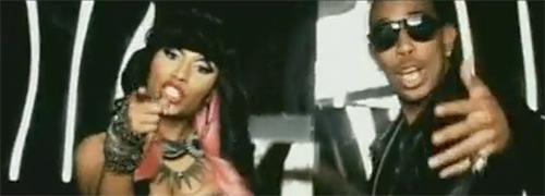 Ludacris feat. Nicki Minaj – My Chick Bad Music Video