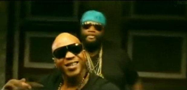 Rick Ross feat. Styles P – B.M.F. (Blowin Money Fast) Music Video
