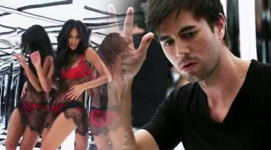Enrique Iglesias feat. Nicole Scherzinger – Heartbeat Music Video