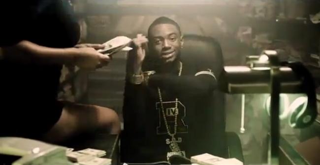 Soulja Boy feat. Lil B – 30 Thousand 100 Million Music Video