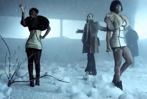 Diddy-Dirty Money feat. Swizz Beatz – Ass On The Floor Music Video