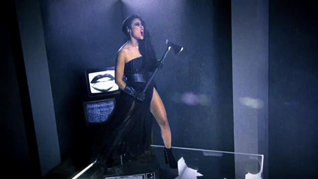 Natalia Kills – Mirrors Music Video