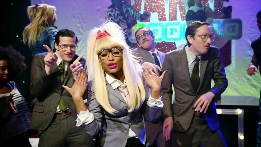 The Lonely Island feat. Nicki Minaj – The Creep Music Video