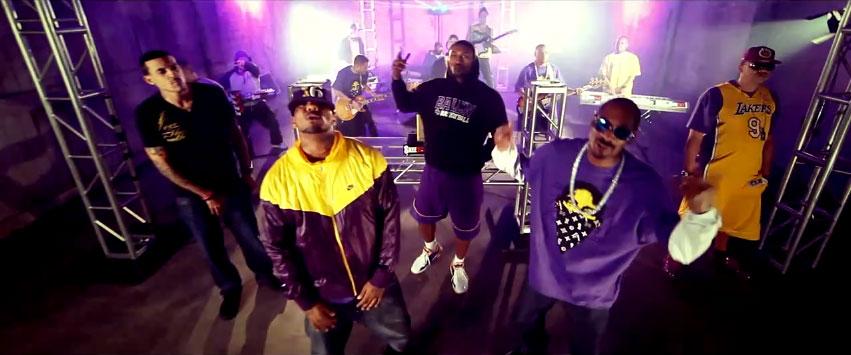 Snoop Dogg & Game – Purp & Yellow (Skeetox Remix) Music Video