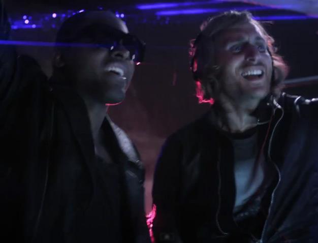 David Guetta feat. Taio Cruz & Ludacris – Little Bad Girl Music Video