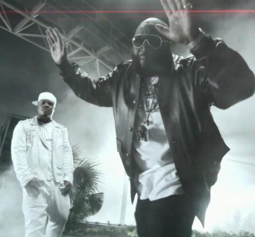 Sean Garrett feat. Rick Ross – In Da Box Music Video