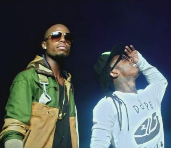B.o.B feat. Lil' Wayne – Strange Clouds Music Video