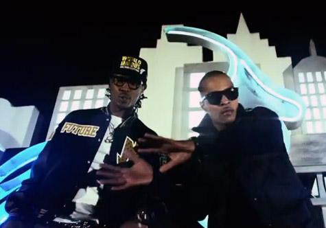 Future feat. T.I. – Magic Music Video