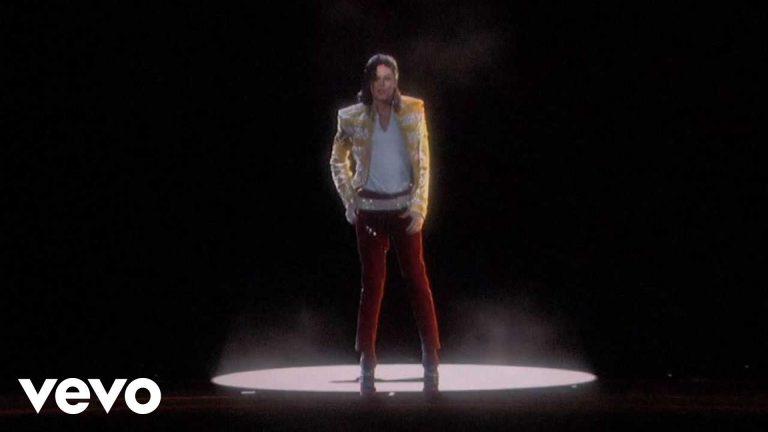 "VIDEO: Michael Jackson – ""Slave To The Rhythm"""