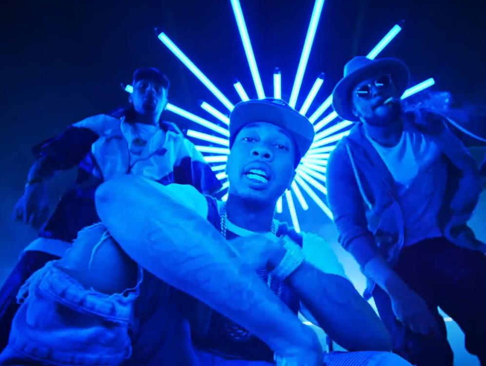 "VIDEO: Chris Brown & Tyga feat. Schoolboy Q – ""Bitches N Marijuana"""