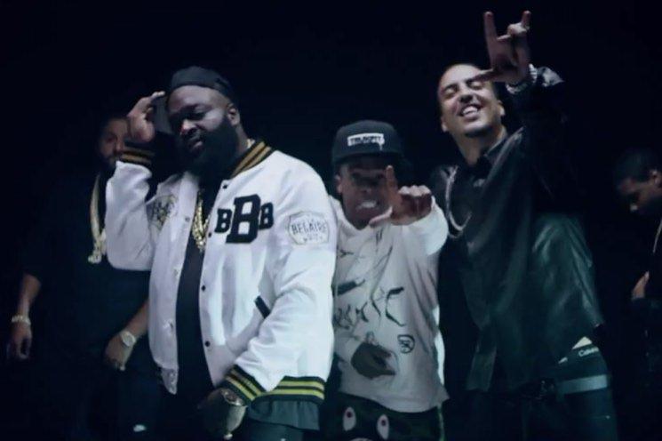 "Video: ""Lose It"" French Montana, Lil Wayne, Rick Ross"