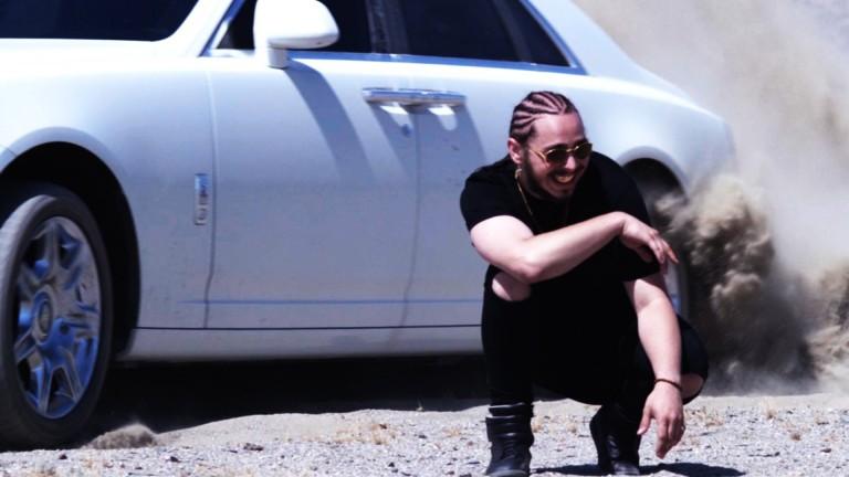 "Video: Post Malone – ""White Iverson"""