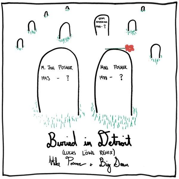 Mike Posner ft. Big Sean – 'Buried in Detroit'