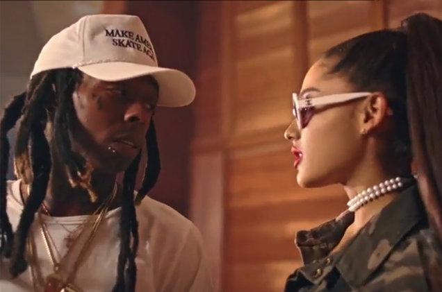 "Video: Ariana Grande ft. Lil Wayne – ""Let Me Love You"""