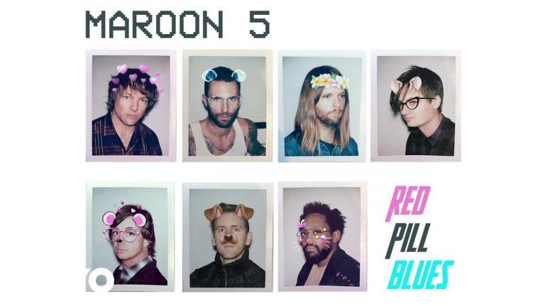 Maroon 5, Julia Michaels – 'Help Me Out'