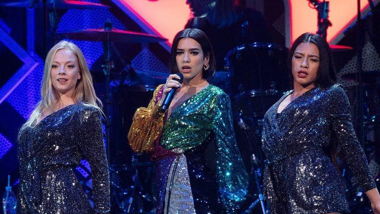 Dua Lipa – Live From The 2018 Z100's Jingle Ball
