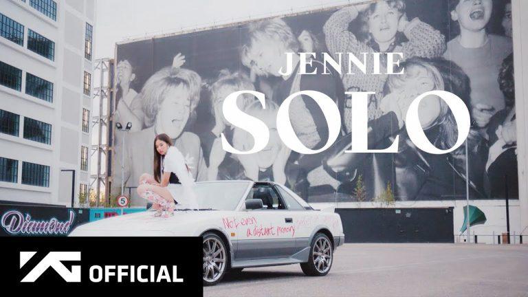 """Video: Jennie – """"Solo"""""""