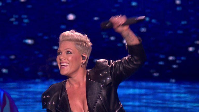Pink – Live at The BRIT Awards 2019