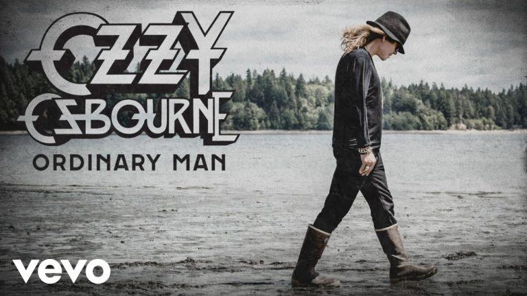Ozzy Osbourne – 'Ordinary Man' ft Elton John
