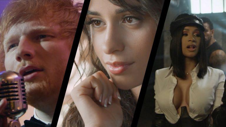 Ed Sheeran – South of the Border (feat. Camila Cabello & Cardi B)